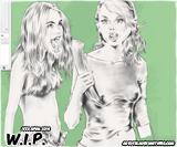 Taylor & Cara shop W.I.P.