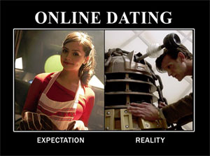 Online dating, expectation vs reality