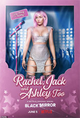 "Netflix ""Rachel, Jack and Ashley Too"" artwork"