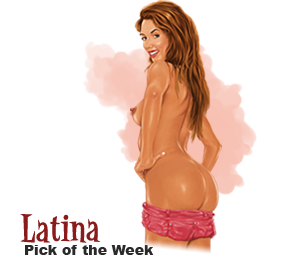 Latina pick of the week