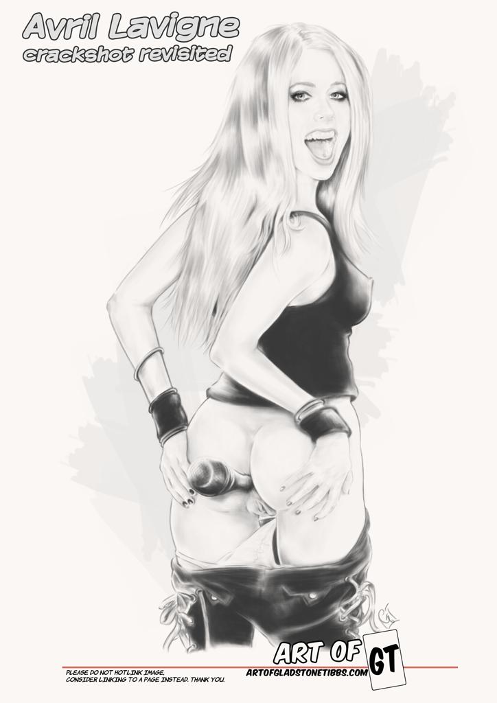 Avril Lavigne—crackshot revisited