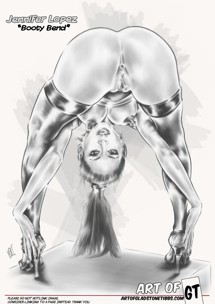 Blog: Jennifer Lopez—Booty Bend